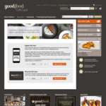 $30 off $200+ Gift Card @ Good Food Gift Card