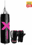 Pink Xpeed 80cm Boxing bag & Mitt Combo $65 (Was $129) + Shipping @ Fitness Warehouse