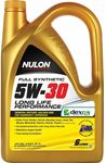 Nulon Full Synthetic Long Life Engine Oil 5w-30 6 Litre $36.39 @ Supercheap Auto