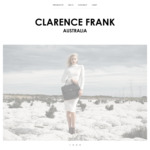 60% off Handbags & Wallets Sitewide @ Clarence Frank Australia