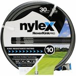 Nylex 12mm x 30m NeverKink Pro Garden Hose $50 (Was $118) @ Bunnings