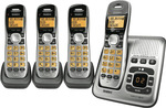 Uniden DECT1735+3 Cordless Phone Quad Pack - $88 at The Good Guys + The Good Guys eBay Store