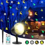 Christmas Outdoor Decorative Projector Light $13.50 (50% off) Delivered @ Renogy Amazon AU