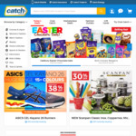 $10 off $40+ Spend on First App Purchase @ Catch