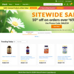 10% off iHerb for Orders over US $60