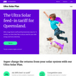 "[QLD, NSW] ""ON"" by Energy Australia - 18c Fit [QLD Only] + [NSW Only] Solar+Battery Deal"