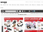 Myer Lancome Gift Worth up to $337 with Purchase of $70 or More