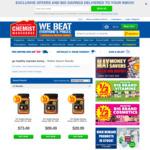 GO Healthy Manuka Honey 1/2 Price: UMF16+ 500g $73.49, UMF20+ 250g $89.49, UMF23+ 250g $114.50 @ Chemist Warehouse (Excludes WA)