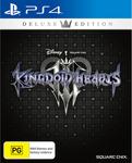 [PS4, XB1] Kingdom Hearts III Deluxe Edition $29 @ EB Games