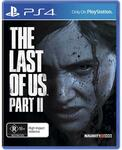 [PS4] The Last of Us Part 2 $69 @ JB Hi-Fi & Big W