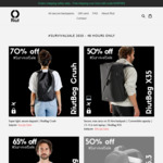 50-65% off Riutbag Anti-Theft Bags & Accessories + Free Shipping over £100 @ Riut UK