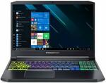 Acer Predator Triton 300 Laptop i7-9750H/16GB/256GB SSD+1 TB HDD/ 2060 $1994 @ Harvey Norman