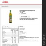 10% Extra Value on David Jones Gift Card, 1.9kg Luv-a-Duck $11.30, 1L La Espanola Olive Oil $7.50 @ Coles