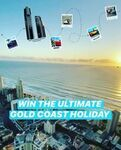Win a Gold Coast Accommodation & Experience Package for Up to 11 Worth $8,141 from Gold Coast Holidays/SuperCar Rides