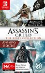 [Switch] Assassin's Creed: The Rebel Collection for $39 Delivered @ Amazon AU