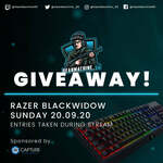 Win a Razer Blackwidow Keyboard Worth $239 from DeanMachine_90