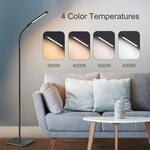 Miroco Floor Lamp with 4 Brightness Levels & 4 Colors Temperatures $55.99 (Was $69.99) Delivered @ Avy-AU via Amazon AU