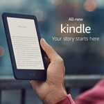 [Pre Order] Kindle, Now with a Built-in Front Light (10th Gen) - Black $139 Delivered @ Amazon AU