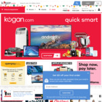 10% off All in Stock Appliances @ Kogan (App Only)