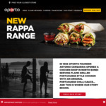 Oporto $5 off Your Order When You Spend at Least $5 or More in The One Transaction