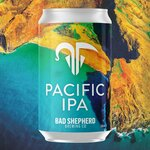 Pacific IPA Case of 24 $90 (RRP $110) + Delivery ($0 for Metro-Melbourne) @ Bad Shepherd Brewing Co