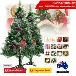 [eBay Plus] Christmas Tree + 79pcs Decorations w/h LED Light - 1.5m $23.96, 2.1m $36.80 Delivered @ for_home_australia via eBay