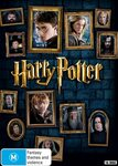 Harry Potter: 8 Film Collection (DVD) for $36.39 (Was $82) + Delivery ($0 with Prime/ $39 Spend) @ Amazon AU