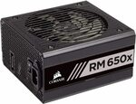 Corsair RM650x 80 Plus Gold Fully Modular ATX Power Supply $159 Delivered @ Amazon AU