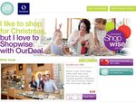 FREE $10 Stockland Shopping Centre Gift Card