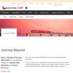 Qantas: Earn 1 Point Per $1 on Premium Trains (Ghan, Indian Pacific), or Spend Qantas Points to Buy Tickets @ Qantas