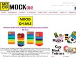 MOCKS Closing down 85% off with Coupon Code + Shipping $1 Per Item
