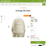 Cotinga 25L Pack V4 $45 + Delivery/ in Store @ Kathmandu