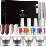 TOMICCA Glitter Dip Powder Nail Set $29.99 + Delivery ($0 with Prime/ $39 Spend) @ Tomicca via Amazon AU