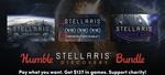 [PC] Steam - Humble Stellaris Discovery Bundle (Stellaris is tier 1) - $1.25/$12.99 (BTA)/$18.79 - Humble Bundle