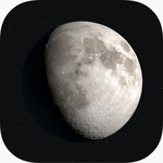[iOS] $0 LunarSight (Moon Phase, Data & Ephemeris) @ Apple App Store