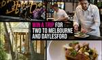 Win a Trip to Daylesford for 2 Worth $7,000 or 1 of 10 Victoria Produce Hampers from Network Ten