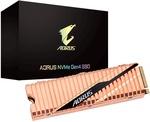 Gigabyte AORUS 1TB NVMe PCIe Gen4 M.2 SSD $189 Delivered ($0 VIC C&C) @ Centre Com
