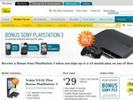 BONUS SONY PS3 on Selected Handsets with Specific Optus Plans!