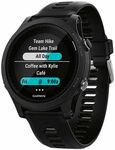Garmin Forerunner 935 GPS Heart Rate Watch Black $374 Delivered (was $749) @ Rebel Sport