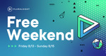 Free Weekend Access to 7000+ Technology Skill Courses @ Pluralsight