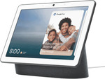 [Afterpay] Google Nest Hub Max (Charcoal/Chalk) $211.65 + $8 Delivery ($0 C&C) @ The Good Guys eBay