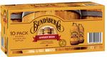 Bundaberg Ginger Beer 10x375ml $10 (VIC, TAS), $11 (NSW, QLD, SA, WA, ACT), $11.55 (NT) @ Coles