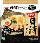 Nissin Ramen Kyushu Black Garlic/Hokkaido Miso Instant Noodle 5 Packets $5.95 + Delivery ($0 with Prime/ $39 Spend) @ Amazon AU