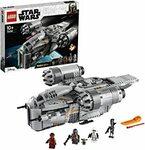 LEGO Star Wars Mandalorian The Razor Crest 75292 $133.57, LEGO Star Wars Imperial TIE Fighter 75300 $45.61 Delivered @ Amazon AU