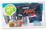 BIGW $14.76 36x375mL Pepsi Max, Pepsi, Pepsi light, Sunkist, Solo or Lemonade. 41c per can.