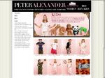 FREE jungle toy @PeterAlexander with purchase