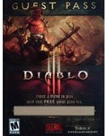 Diablo 3 Guest Pass (US) FREE - Only for People Who Want to Try The Game out before Buying Them