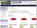 Lots of Marquees at Discount Prices - Eg 3mx3m Regular for $670 Instead of $745