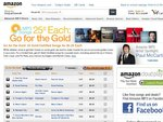 20 Tracks for $0.25 Each: Pick Your Own Certified Gold Hits (Various Genres) for $0.25 + FS