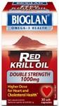 50% off Bioglan Red Krill Oil Double Strength 1000mg Cap x30. Now $27.50